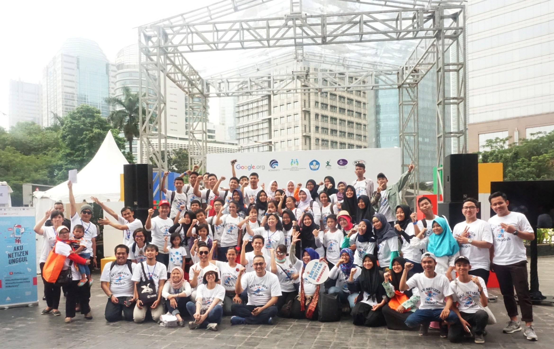 """Smart School Online Kick Off Campaign """"Aku Netizen Unggul"""""""